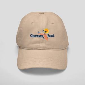 Clearwater FL - Map Design. Cap