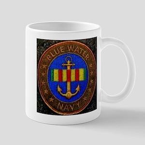 Blue Water Navy Mug