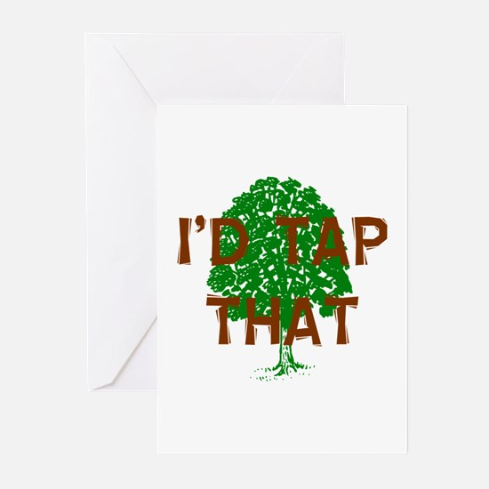 Id Tap That Greeting Cards (Pk of 20)