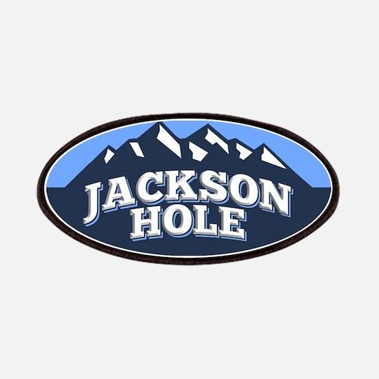 Jackson Hole Blue Patches