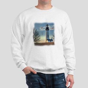 Sunset_Lighthouse Sweatshirt