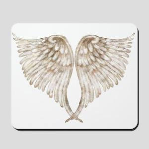 Golden Angel Mousepad
