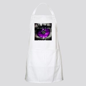 Through the eye of lupus Apron
