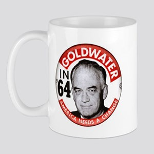 Barry Goldwater in '64 Mug