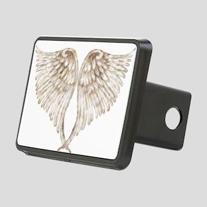Golden Angel Rectangular Hitch Cover