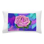 Prayer Rose Pillow Case