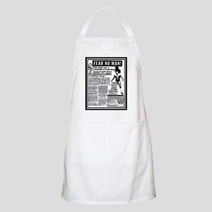 Fear No Man! BBQ Apron