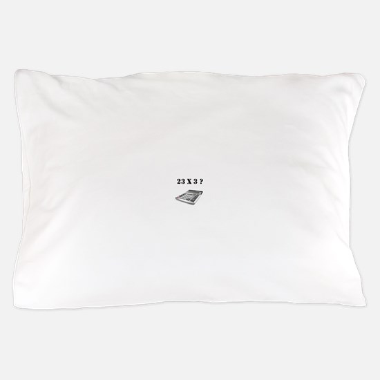 23 x 3? Pillow Case