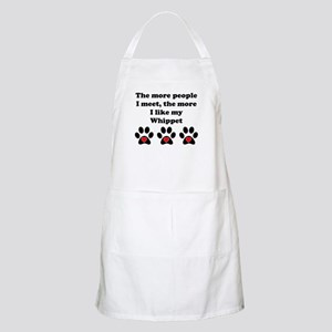 My Whippet Apron