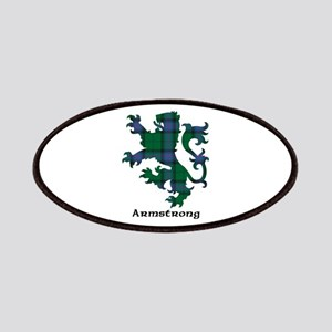 Lion - Armstrong Patches