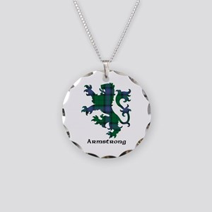 Lion - Armstrong Necklace Circle Charm