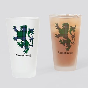 Lion - Armstrong Drinking Glass