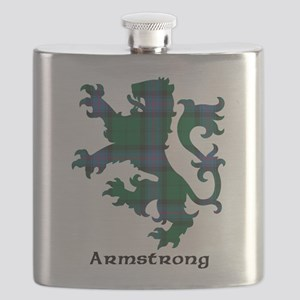 Lion - Armstrong Flask