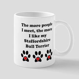 My Staffordshire Bull Terrier Small Mug