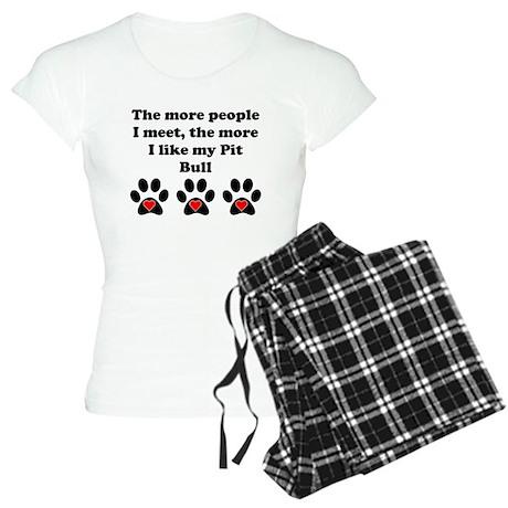 My Pit Bull pajamas