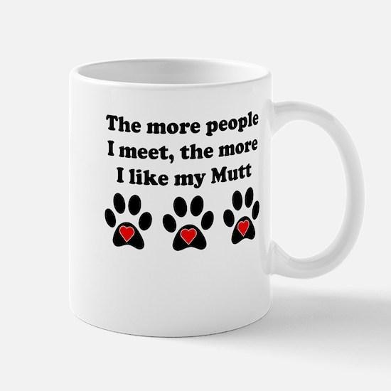 My Mutt Small Mug