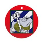 3rd Brigade Rocky Ornament (Round)