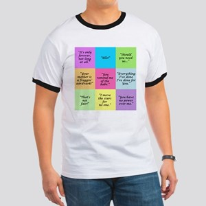 Labyrinth Quotes T-Shirt