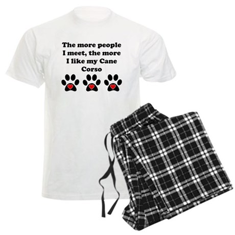 My Cane Corso pajamas