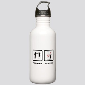 Financial Trader Stainless Water Bottle 1.0L