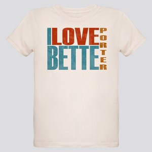 I Love Bette Organic Kids T-Shirt
