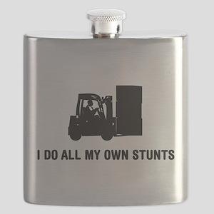 Forklift Operator Flask