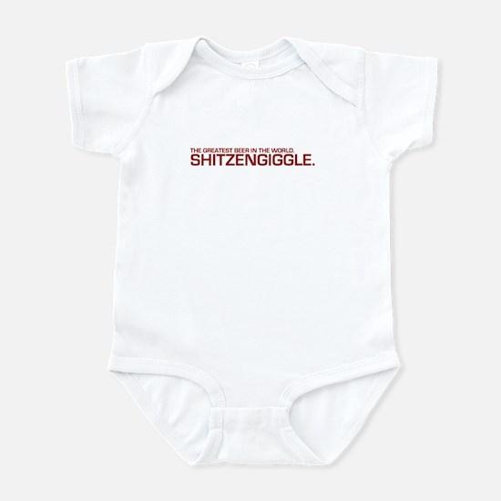Shitzengiggle Infant Bodysuit