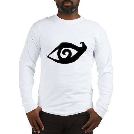 Clairvoyant Sight Rune - Long Sleeve T-Shirt