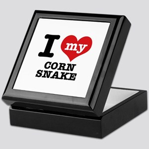 I love my Corn Snake Keepsake Box