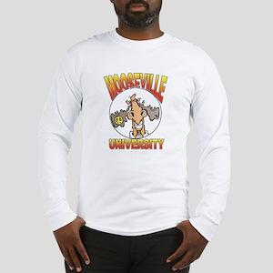 University of Moosville Long Sleeve T-Shirt