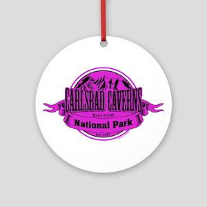 carlsbad caverns 1 Ornament (Round)
