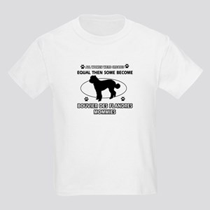 Bouvier Des Flandres mommy gifts Kids Light T-Shir