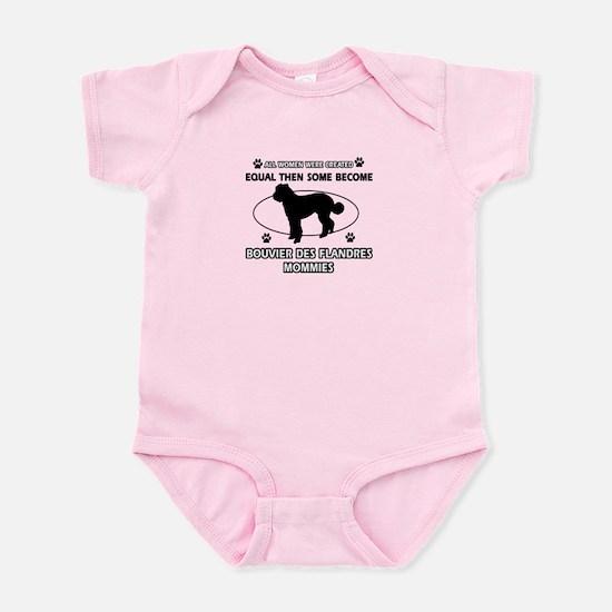 Bouvier Des Flandres mommy gifts Infant Bodysuit