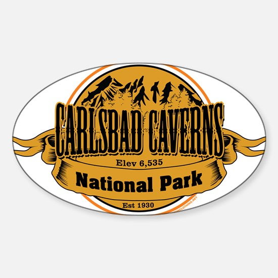 carlsbad caverns 2 Decal