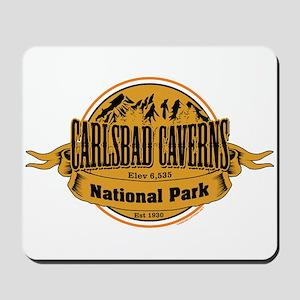 carlsbad caverns 2 Mousepad