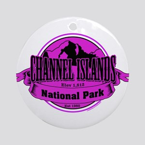 channel islands 3 Ornament (Round)