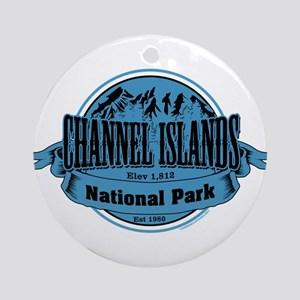 channel islands 2 Ornament (Round)
