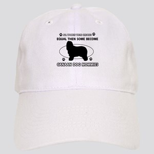 Canaan Dog mommy gifts Cap