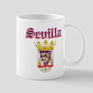 Sevilla City Designs Mug