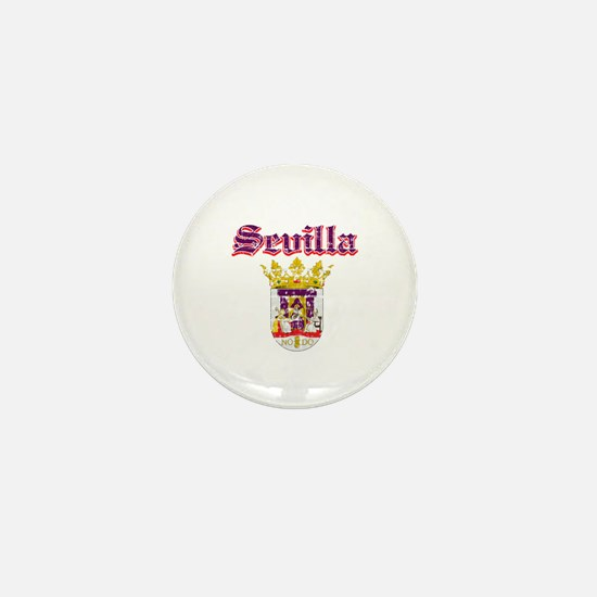 Sevilla City Designs Mini Button