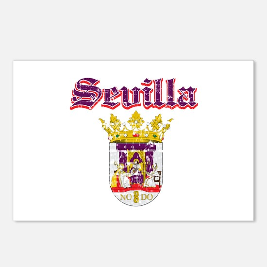 Sevilla City Designs Postcards (Package of 8)