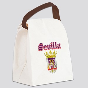 Sevilla City Designs Canvas Lunch Bag