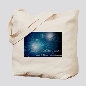 What I Want Tote Bag