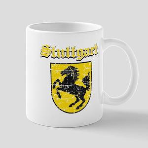 Stuttgart City Designs Mug