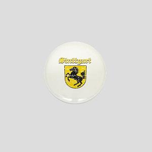 Stuttgart City Designs Mini Button
