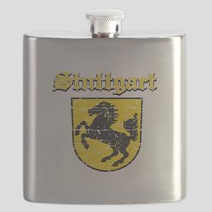 Stuttgart City Designs Flask