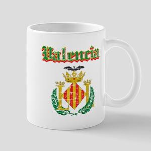 Valencia City Designs Mug