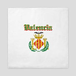 Valencia City Designs Queen Duvet