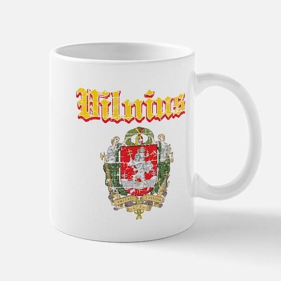 Vilnius City Designs Mug