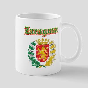 Zaragoza City Designs Mug